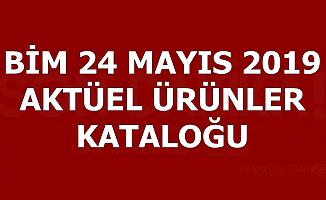 BİM 24 Mayıs 2019 Aktüel Ürünler Kataloğu