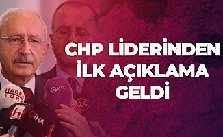 CHP Genel Başkanı Kemal Kılıçdaroğlu'ndan İstanbul Seçimleriyle İlgili İlk Açıklama