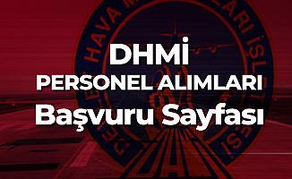DHMİ Personel Alımı Başvuruları İnternetten Yapılıyor