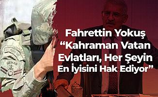 Fahrettin Yokuş: Uzman Çavuşlarımız Her Şeyin En İyisine Layık, Emekliliğin de...