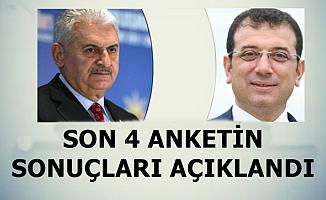 İstanbul Seçimleri İçin 4 Anket Sonucu Açıklandı-İşte Erdoğan'ın Masasındaki Anket