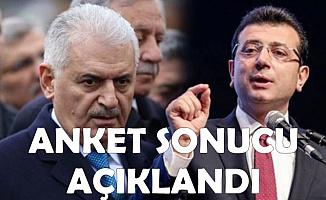 İstanbul Seçimleri İçin Yeni Anket Sonucu Açıklandı
