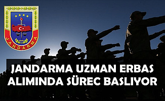 Jandarma Uzman Erbaş Alımı İçin Süreç Başlıyor