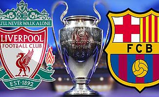Liverpool Barcelona Maç Sonucu 4-0 Liverpool Katalanlara Sahayı Dar Etti