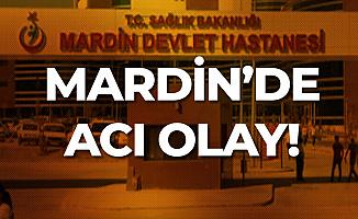 Mardin'den Acı Haber! Üzerine Televizyon Düşen 3 Yaşındaki Çocuk Hayatını Kaybetti