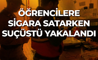 Öğrenciye Sigara Satan Tekel Bayisine 14 Bin TL Para Cezası