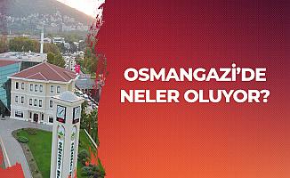 Osmangazi Belediye Meclisi'nde Tepki Çeken Karar