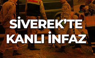 Şanlıurfa'da Korkunç Olay! Kafasından 9 Kurşunla İnfaz Edildi
