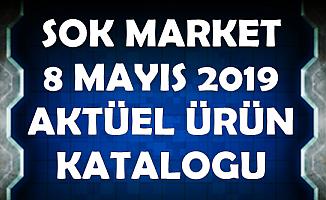 ŞOK 8-11 Mayıs Aktüel Ürünler Kataloğu-Market İndirimleri