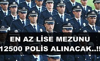 Bakan Soylu'nun Açıklaması Sonrası Kesinleşti: En Az Lise Mezunu 12 Bin 500 Polis Alımı Yapılacak