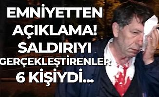Yeniçağ Gazetesi Yazarı Yavuz Selim Demirağ'a Sopalarla Saldıranlardan 2Kişi Yakalandı
