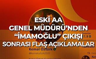Yenişafak Yazarı Kemal Öztürk'ün 'Ekrem İmamoğlu' Çıkışı Sonrası Flaş Gelişme