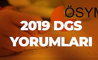 2019 DGS Soruları ve Cevap Anahtarı için Bekleyiş Başladı  - 2019 DGS Yorumları