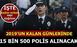 En Az Lise Mezunu 15 Bin 500 Polis Alımı Yapılacak-POMEM-PMYO