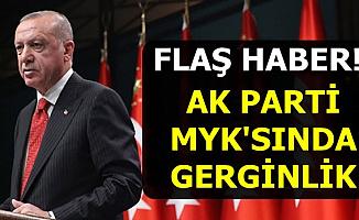 AK Parti MYK'sından Flaş Haber: Erdoğan ile O İsim Arasında Gerginlik
