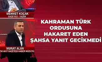 Akit Tv'de Türk Silahlı Kuvvetleri'ndeki Generaller için Yapılan Skandal İfadelere Tepki Geldi