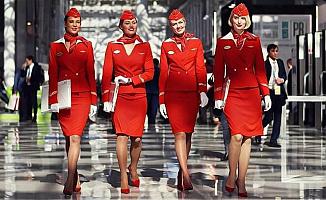 Atlasjet 2 Şehre 5 Bin TL Maaşla En Az Lise Mezunu Kabin Memuru Alıyor
