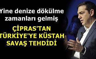 Çipras'tan Türkiye'ye Küstah Savaş Tehdidi