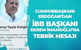 Cumhurbaşkanı Erdoğan'dan Son Dakika İstanbul Açıklaması : Ekrem İmamoğlu'nu Tebrik Ediyorum