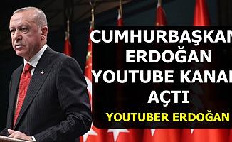 Cumhurbaşkanı Erdoğan'ın Youtube Hesabı Açıldı-İlk Video Geldi