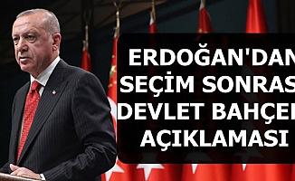 Erdoğan'dan Seçim Sonrası Devlet Bahçeli Hakkında İlk Açıklama