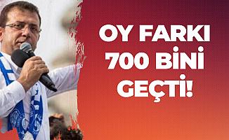 İstanbul'da Oy Farkı Her Geçen Dakika Artıyor! İstanbul Seçimini Yaptı!