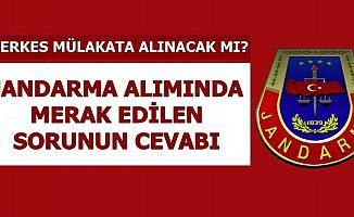 Jandarma Asayiş ve Komando Uzman Erbaş Alımında Tüm Adaylar Mülakatlara Alınacak mı?
