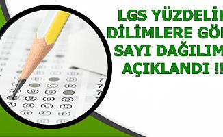 LGS Tercihi Yapacak Öğrenciler Dikkat: Yüzdelik Dilim Duyurusu Geldi