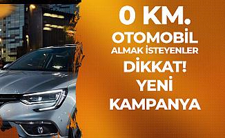 Sıfır Otomobil Almak İsteyenler için Ziraat Bankası'ndan Taşıt Kredisi Kampanyası