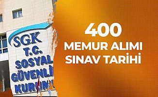 Son Dakikalar! SGK 400 Memur Alımı için Başvurular Sona Eriyor - Sınav Tarihi ve Diğer Detaylar