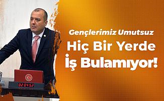 Tekirdağ Milletvekili İlhami Özcan Aygun'dan 'EYT, Tarım Bakanlığı 10 Bin Atama ve KPSS Engeli' Çıkışı