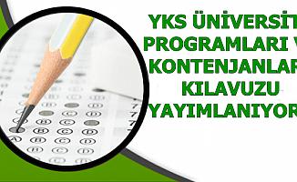 YKS Tercihleri Öncesi Üniversite Bölümleri ve Kontenjanları Yayımlanacak