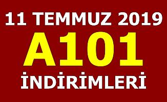 A101 11 Temmuz 2019 Kataloğu-İşte İndirimli Ürünler