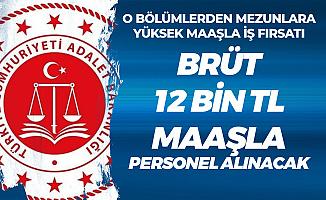 Adalet Bakanlığı'na Brüt 12 Bin TL Maaşla Mütercim Alımı Yapılacak - İşte İstenen Belgeler