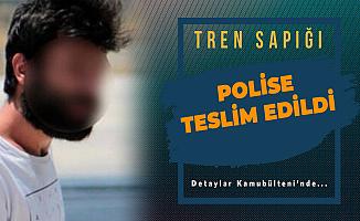 Adana-Mersin Trenindeki 'Sapık' Polise Teslim Edildi