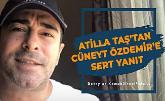 Atilla Taş ile Cüneyt Özdemir Arasındaki Tartışma Büyüdü: Egonu Biraz Törpüle