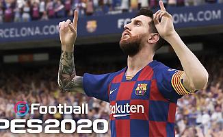 eFootball PES 2020 Demosu Yayınlandı-PlayStation-XBox Sürümü Nasıl İndirilir?