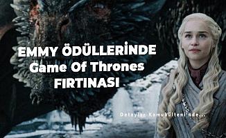 Emmy Ödüllerinde Game Of Thrones Fırtınası! Rekor Düzeyde Adaylık