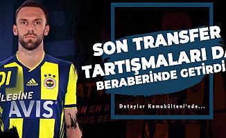 Fenerbahçe'nin Son Transferi Vedat Muriç Tartışmaları da Beraberinde Getirdi