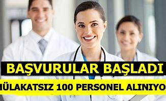Fırat Üniversitesi 100 Personel Alımı Başvurusu Başladı