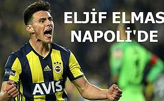 Flaş Transfer: Eljif Elmas Napoli'de