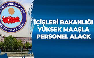 İçişleri Bakanlığı Personel Alımı Başvuru Tarihleri ve Şartları Belli Oldu