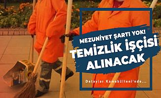İŞKUR Üzerinden TYP Kapsamında Mardin Merkez'e Temizlik İşçisi Alımı Yapılacak