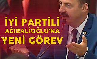 İYİ Parti TBMM Grup Başkanvekili Yavuz Ağıralioğlu Genel Başkan Yardımcılığına Getiriliyor