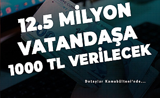 Kurban Bayramında 12.5 Milyon Emekliye 1000 TL İkramiye Verilecek