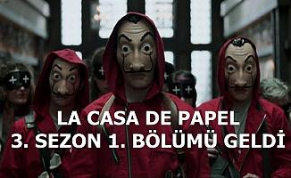 La Casa de Papel 3. Sezon 1. Bölümü Yayımlandı (Nasıl İzlerim , Hangi Kanalda?)