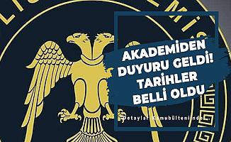 Polis Akademisi Başkanlığı'ndan Mülakat Duyurusu - Tarihler Belli Oldu