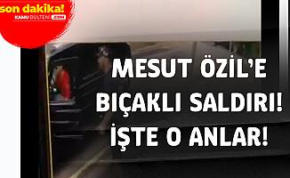 Son Dakika! Mesut Özil'e Bıçaklı Saldırı