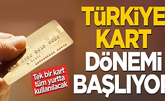 Toplu Taşımada Yeni Dönem: Türkiye Kart Uygulaması Başlıyor