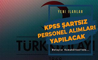 Türk Kızılay'ına KPSS Şartsız Personel Alımları Yapılıyor